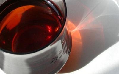 Мейтаке на красном вине