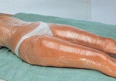 Обертывания с паприкой