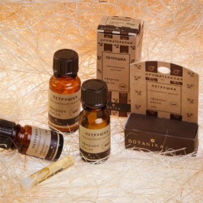 Эфирное масло петрушки
