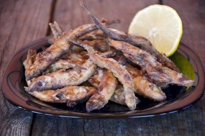 Рыба с сычуаньским перцем