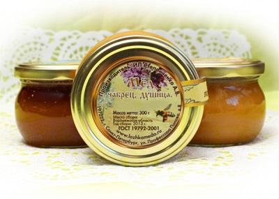 Мед из чабреца