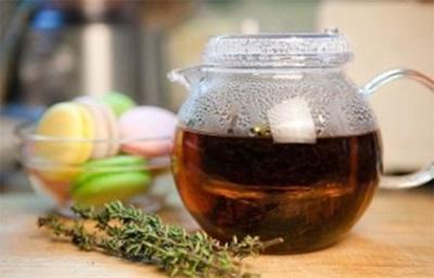 Калорийность чая с чабрецом