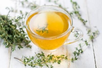 Чай с чабрецом для профилактики