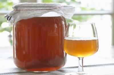 Правила употребления настоя чайного гриба в лечебных целях