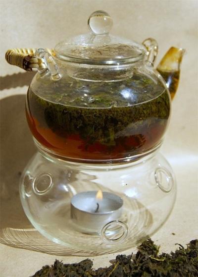 Чай с иван-чаем