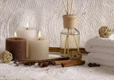 Корицу используют в парфюмерных композициях