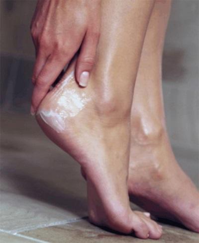 Мазь календулы для ног
