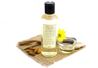 Миндальное масло для эластичности и упругости кожи