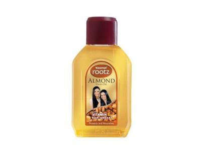 Маска для жирных волос с миндальным маслом