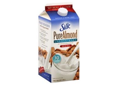 Где кумить миндальное молочко