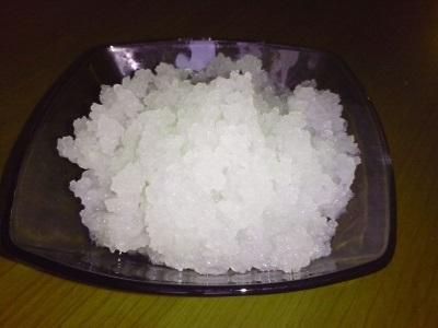 Кристаллы грибка морского риса для выращивания продаются в фитоаптеках