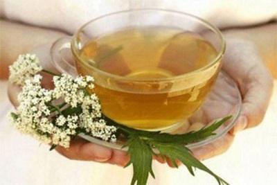 Чай с валерианой