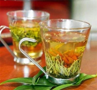 Чай из зверобоя для похудения