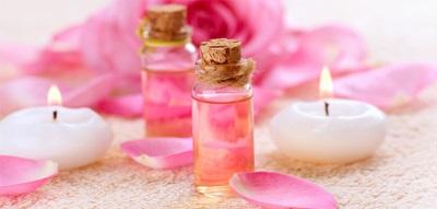 Характеристика розового масла