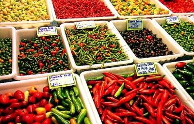 Чили на торговых рынках