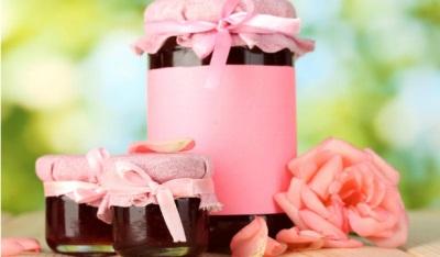 Химический состав и пищевая ценность варенья из розовых лепестков