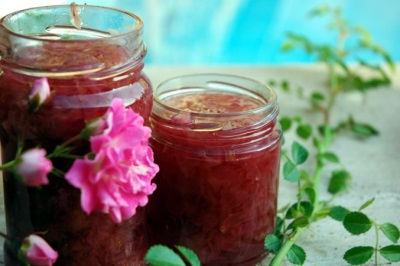 Варенье из лепестков роз по классическому рецепту