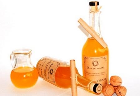 Как в домашних условиях сделать масло из грецкого ореха в домашних условиях