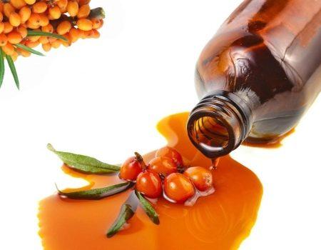 Как пить облепиховое масло при эрозии желудка