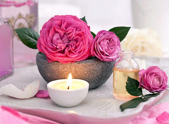 Как приготовить розовое масло в домашних условиях 49