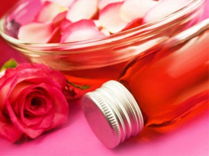 Розовое масло в медицине