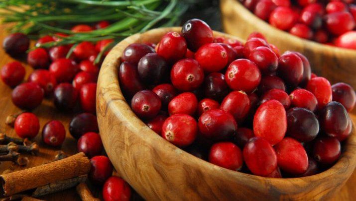 Сушеная клюква - полезные свойства и противопоказания