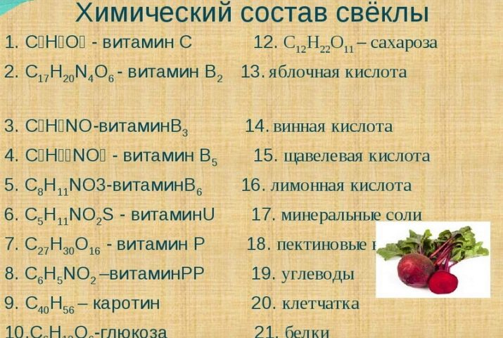 Калорийность: Сырая свекла 🔸 (100 гр, чашка)
