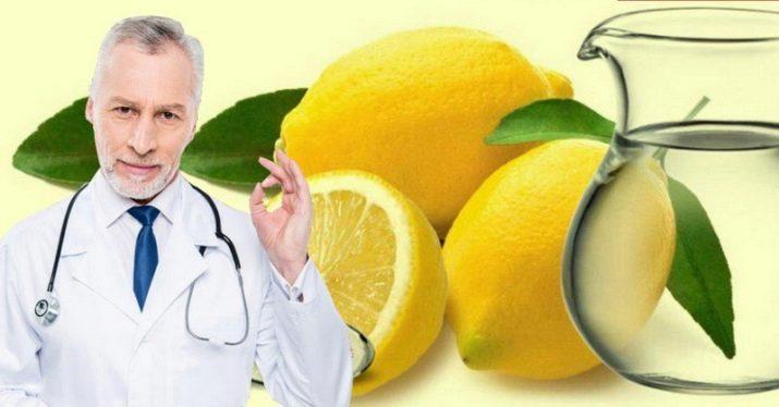 Сода и лимонный сок %