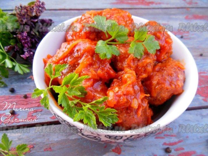 Килька в томатном соусе. Пошаговый рецепт с фото - Кушать нет