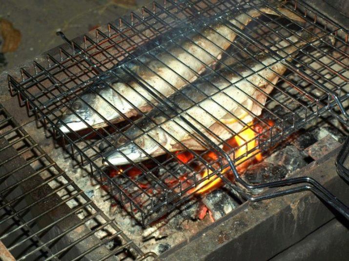 приготовления рыба на огне рецепты с фото выпорхнула габриэла