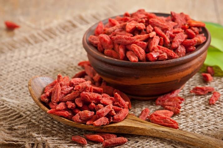 ягоды годжи состав и полезные свойства